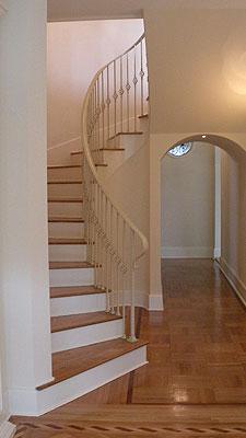 Brand New Stairway