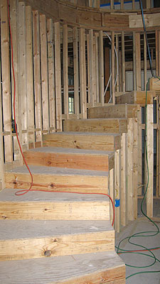 Stairwell New Construction