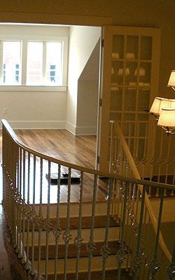 New Stairway Detail