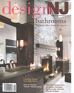 Design New Jersey magazine