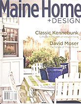Maine Home + Design cover