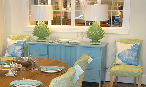 Maine Cottage Showroom