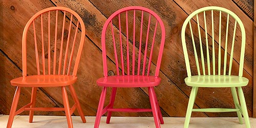 Maine Cottage Windsor Chairs