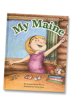 My Maine, illustrated by Nicole Fazio