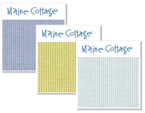 Maine Cottage Luxe Wale swatches
