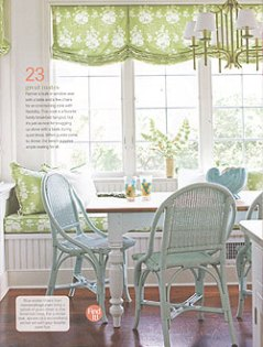 Maine Cottage in Better Homes & Gardens, special interest